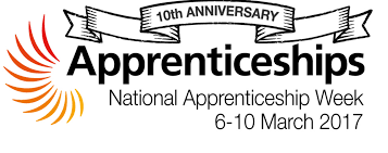 National Apprenticeship Week 6th-10th March 2017