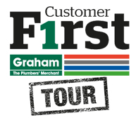 Graham Plumbers Merchant and Installer On Site with Customer First Tour - Meet Plumberparts