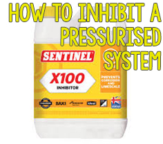 How to Inhibit a Pressurised System