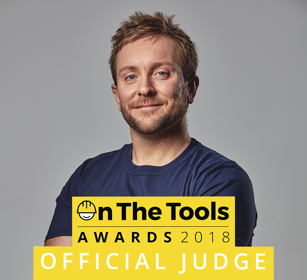 Judge for On The Tools Awards 2018
