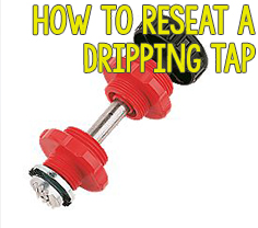 How To Re-Seat a Dripping Tap
